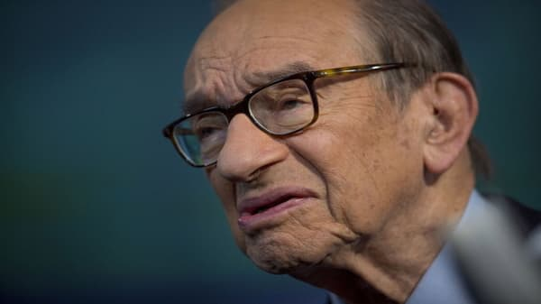 Alan Greenspan: We are in a bond market bubble