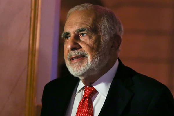 Full interview with Carl Icahn