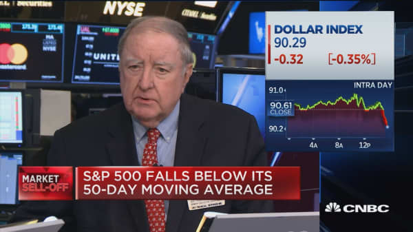 Art Cashin: Here's what the markets are worried about with new tariffs
