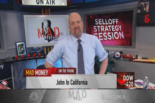Cramer's sell-off strategy: This is a great opportunity to buy Amazon