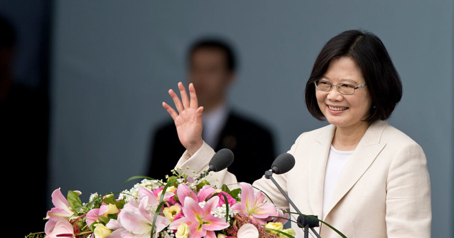 Taiwan's weekend vote will be a test for its president, as China looks on