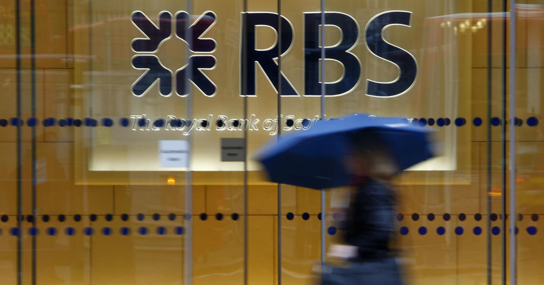 RBS beats full-year profit expectations, warns of 'heightened' Brexit uncertainty