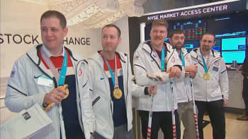 What makes a good curler? US gold medalists tell all