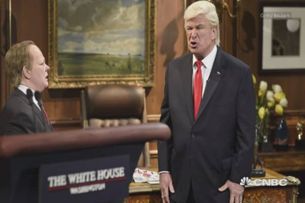 Trump tears into comedian Alec Baldwin over the 'agony' of impersonating him