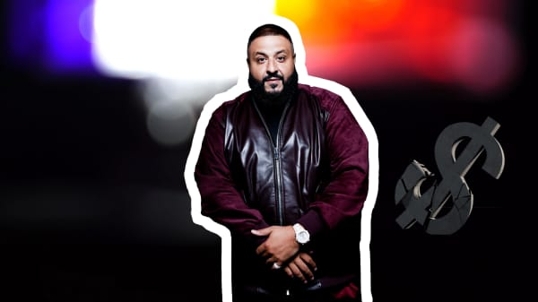 How DJ Khaled went from broke and evicted to making milions