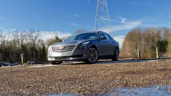 2018 Cadillac Ct6 Platinum Awd Review