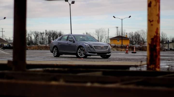 The 2018 Cadillac CT6 Platinum