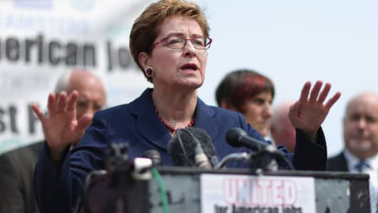 Rep. Marcy Kaptur (D-OH)
