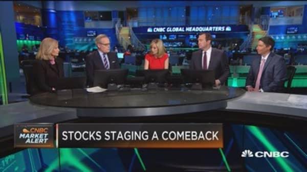 Markets volatile after tariff announcement