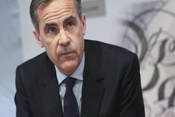 Bank of England's governor calls for more cryptocurrency regulation