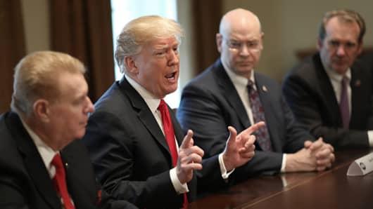 Retaliation concerns rise amid Trump tariff fears