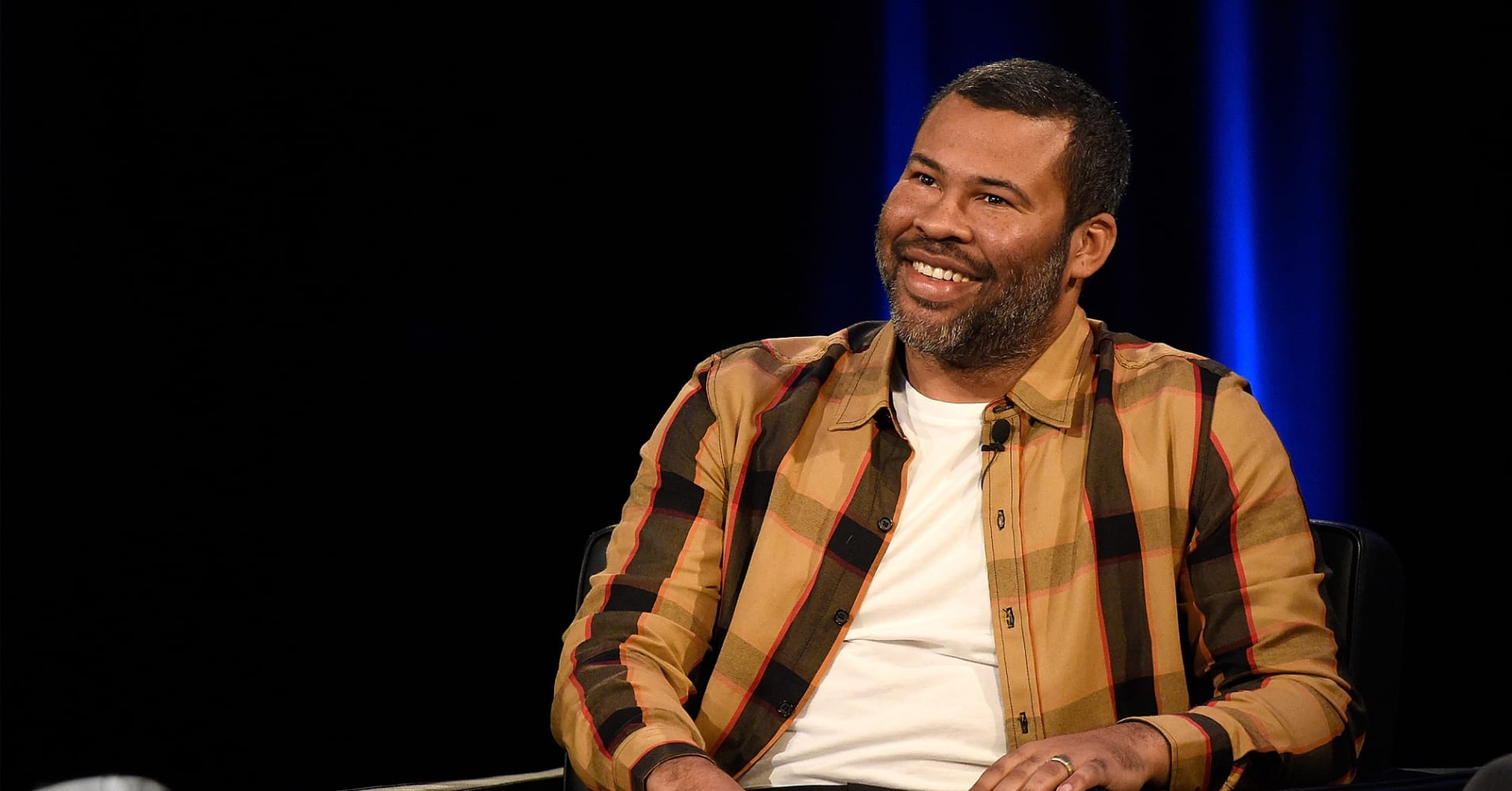 Jordan Peele's Reaction To Winning An Oscar Is So Relatable