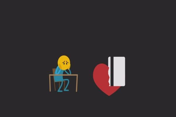 When credit card debt becomes a relationship killer