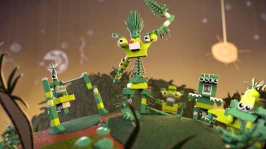 Lego Group to launch sustainable, plant-based Lego.