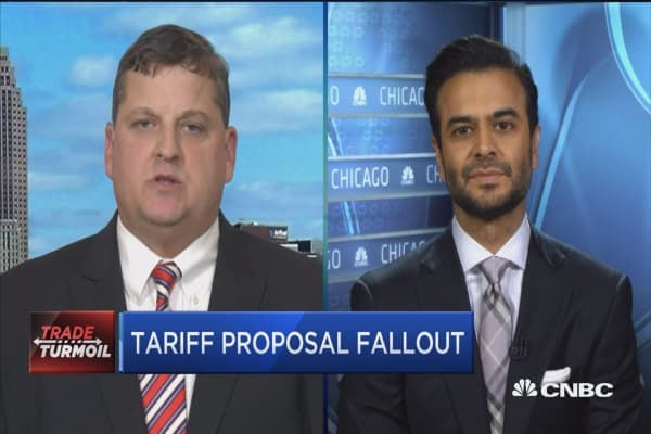 Excited about opportunities tariff will provide: Pipe manufacturer CEO
