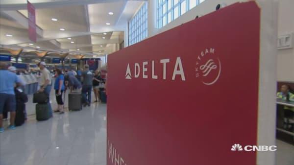 Delta CEO says,