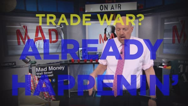 Cramer Remix: We've already been in a trade war for ages