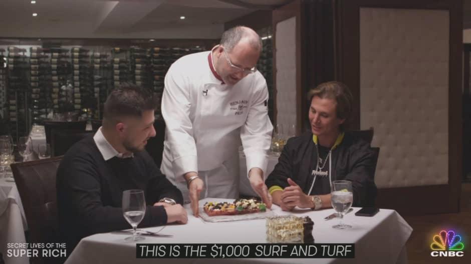 Meet the Food God