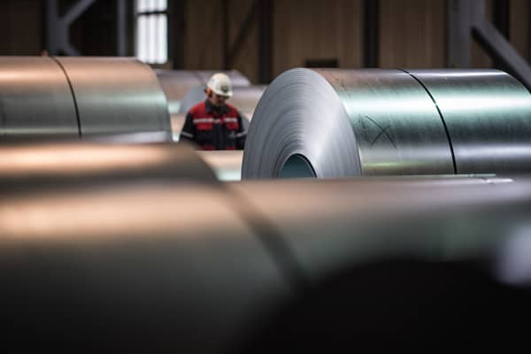Steel jobs in long-term decline, says former commerce secretary
