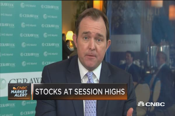 Tariffs a hot topic at CERAWeek energy conference