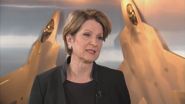 Lockheed Martin CEO on tariffs: The administration has a responsibility of looking at what the impacts are