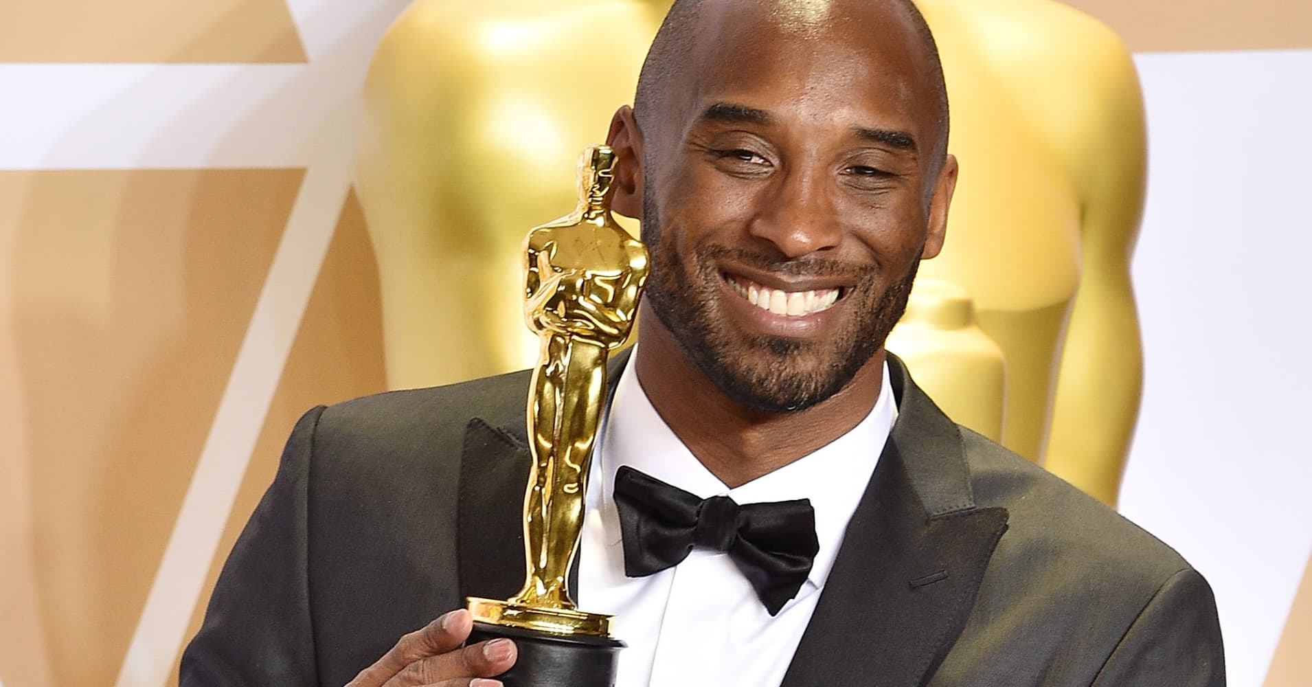 Kobe Bryant won an Oscar for the Best Animated Short Film
