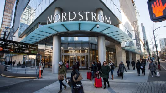 Nordstrom Board Rejects Family Proposal To Go Private