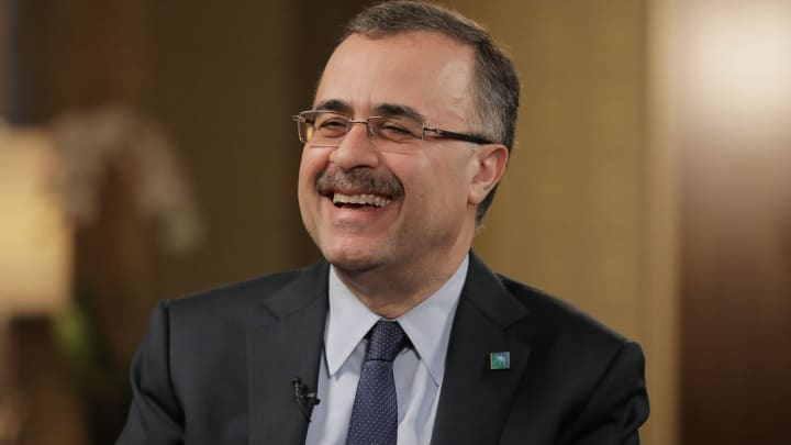 Saudi Aramco CEO confirms IPO will list locally 'very soon'