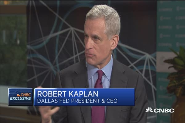 Fed's Kaplan: Clearly in US interest to have strong trade relations with Canada and Mexico
