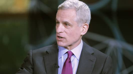 Robert Kaplan, president and CEO of the Federal Reserve Bank of Dallas.
