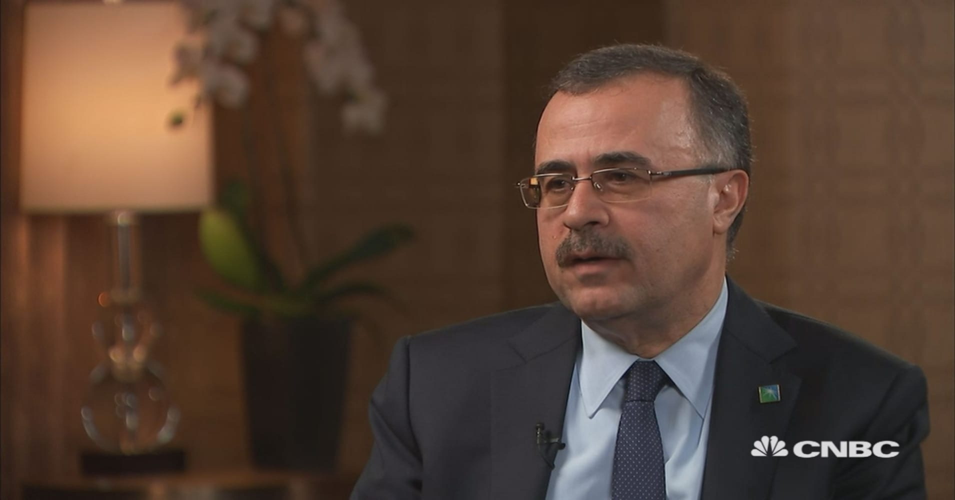 Watch CNBC's full exclusive interview with Saudi Aramco CEO Amin Nasser