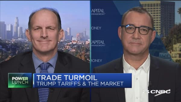 Trade turmoil and tariffs impacting the market