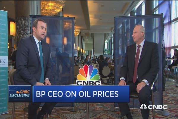BP CEO on energy demands of the future