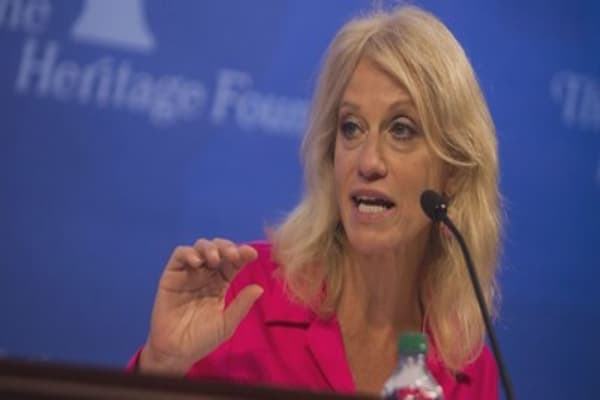 Trump advisor Kellyanne Conway violated Hatch Act in TV interviews, federal investigators say