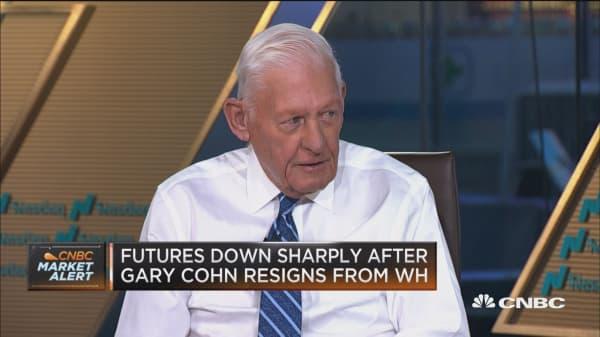 Larry Bossidy: Tariff proposal won't stick on everyone