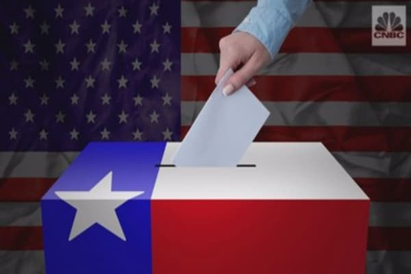 Democratic turnout surges in Texas