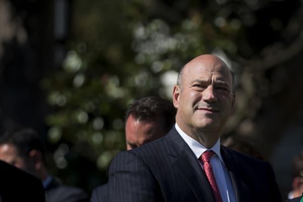 Larry Kudlow on Gary Cohn's resignation