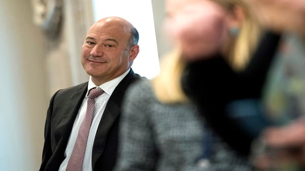 Why Gary Cohn decided to resign