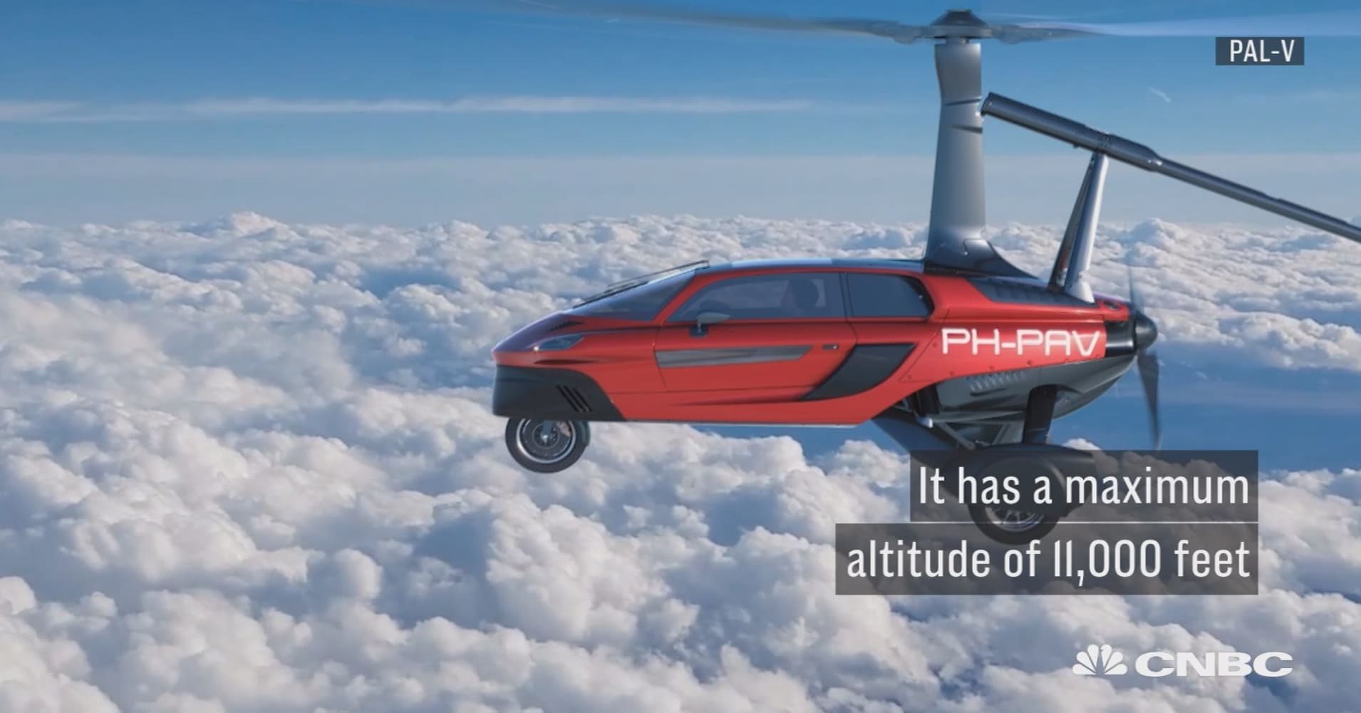 You Can Now Buy The World S First Flying Car