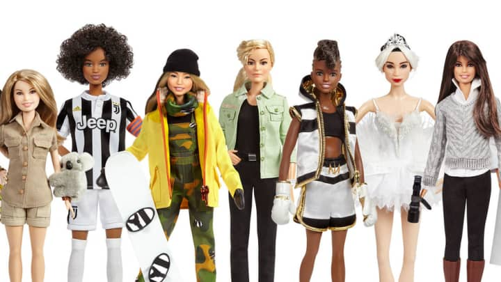 Mattel has made a range of 'Shero' Barbies for International Women's Day 2018