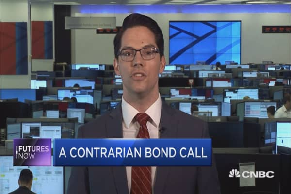 BofA strategist makes the case for an upcoming bond bounce