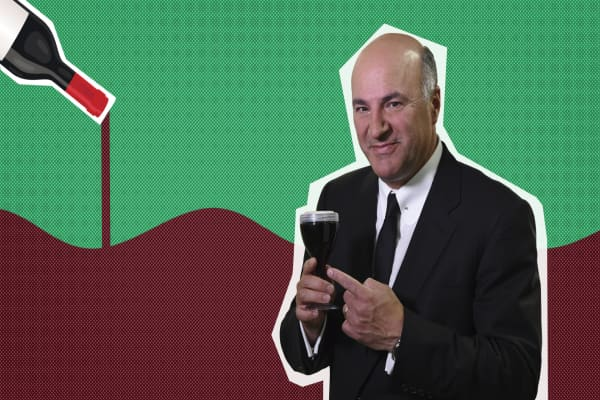 Kevin O'Leary: Here's how to pick a great bottle of wine for under $20