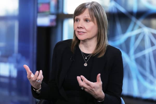Mary Barra, CEO, General Motors