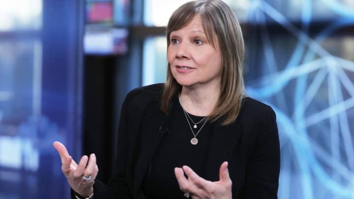 Mary Barra, CEO, General Motors