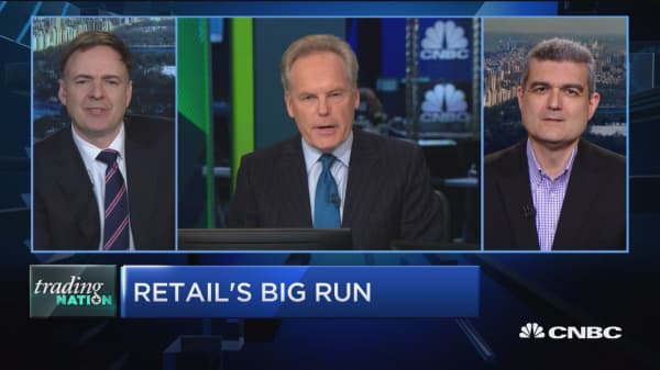 Trading Nation: Retail's big run