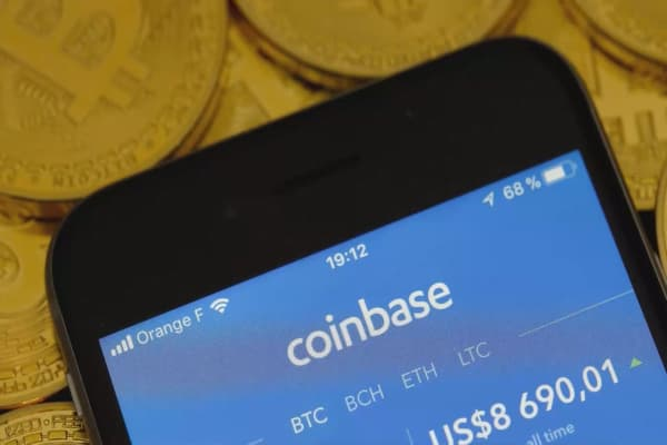 Bitcoin exchange Coinbase launches the 'Dow' of cryptocurrencies