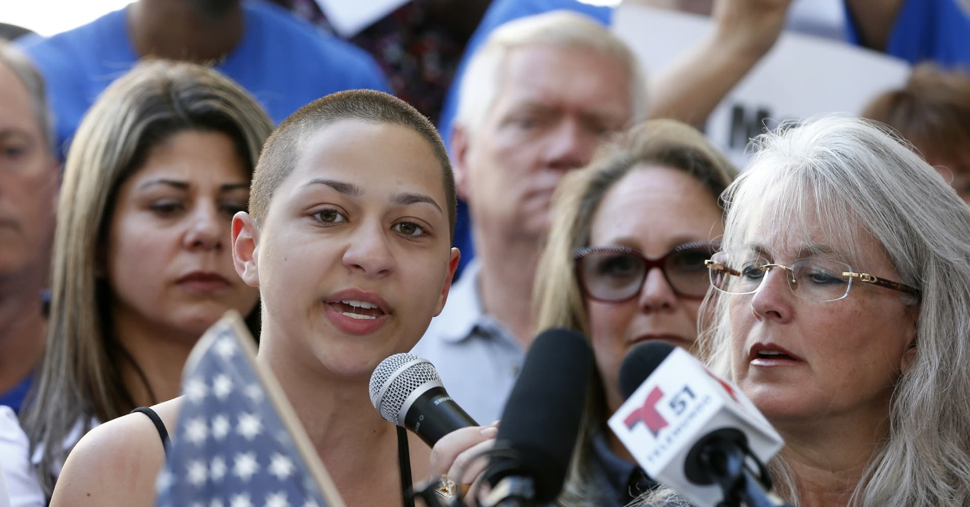 Communication on this topic: Student Emma Gonzalez tells Trump We call , student-emma-gonzalez-tells-trump-we-call/