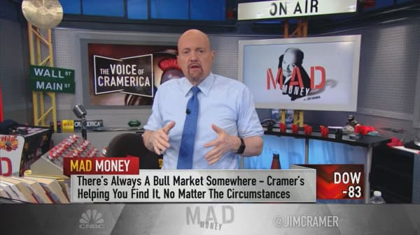 Cramer's strategy session: What it'll take for me to come around on GE
