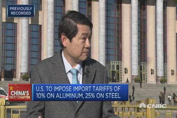 Proposed tariffs 'too wide' in scope to start a trade war