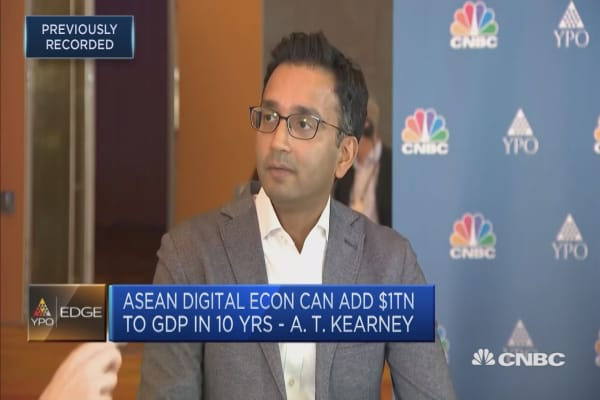 A 'war is looming' around cybersecurity: Cisco ASEAN President